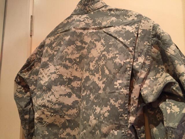 1月16日(土)大阪店モダンミリタリー入荷!#3 U.S.Army UCP編!Level7 Primaloft!(大阪アメ村店)_c0078587_1553614.jpg
