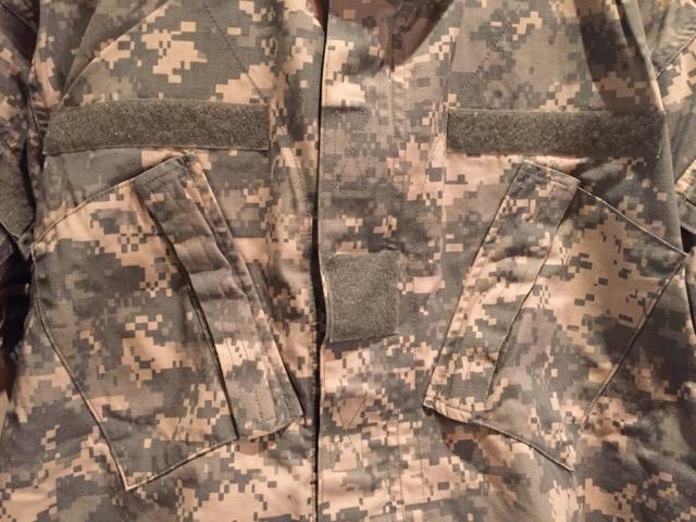 1月16日(土)大阪店モダンミリタリー入荷!#3 U.S.Army UCP編!Level7 Primaloft!(大阪アメ村店)_c0078587_1561390.jpg