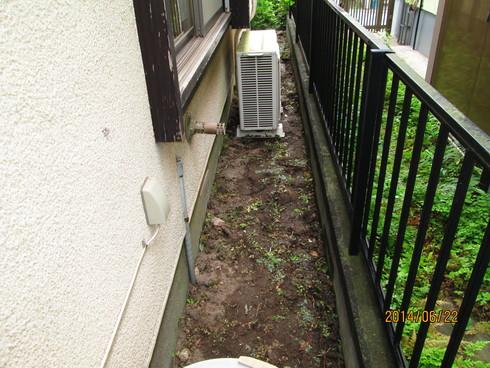 耐震工事に伴う給排水工事_e0190287_18193910.jpg
