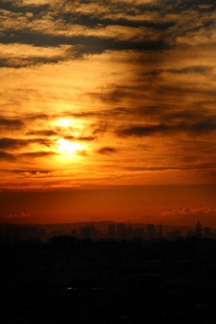 藤田八束の鉄道写真@鉄道写真の魅力山陽本線で写真に挑戦、朝日と新幹線山陽新幹線の美しさ_d0181492_17575839.jpg