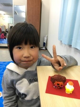 干支の置物〜東香里教室_f0215199_10433020.jpeg
