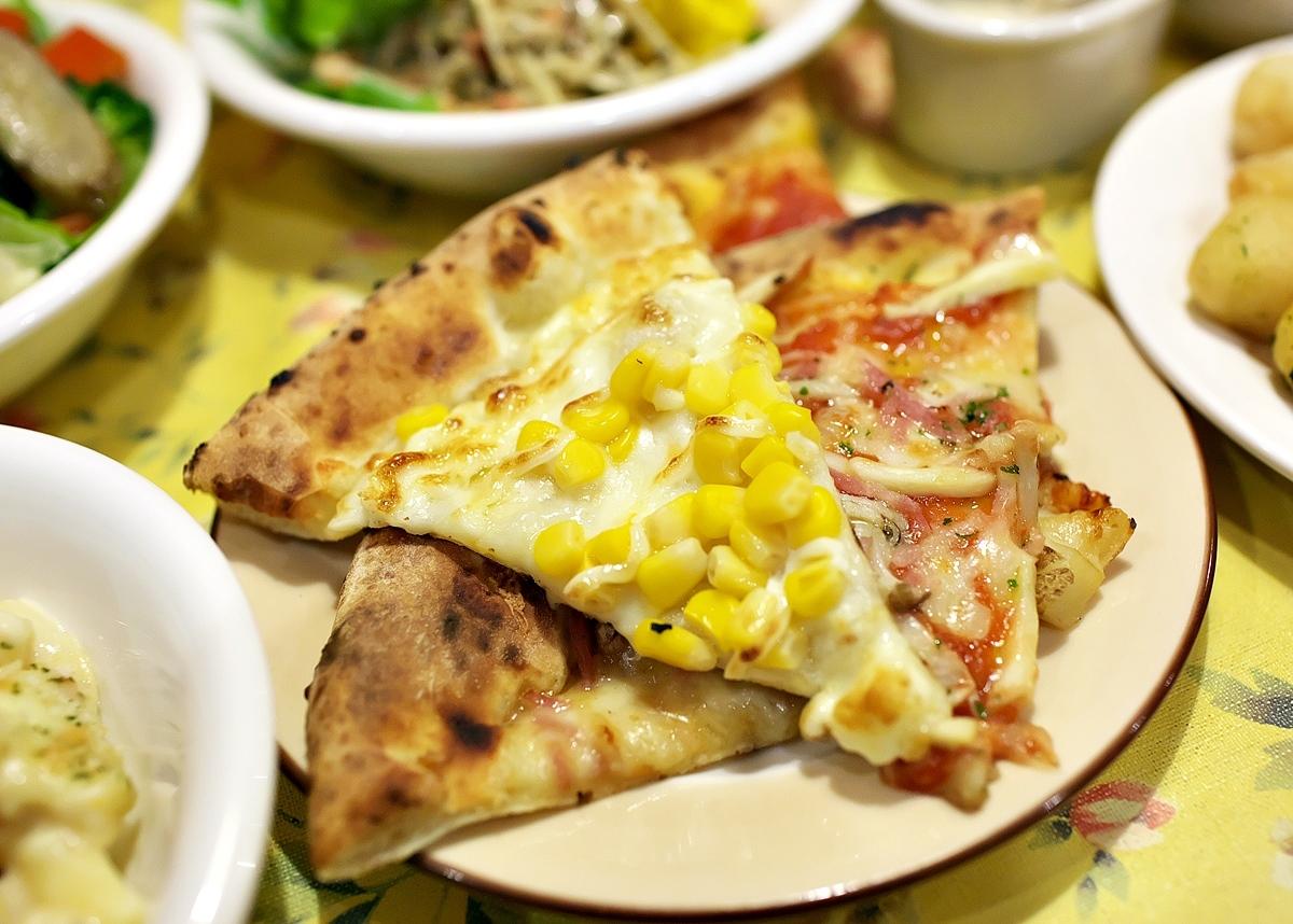 プリーモ太田店「ピザ食べ放題つきディナーセット」_a0243720_04165543.jpg