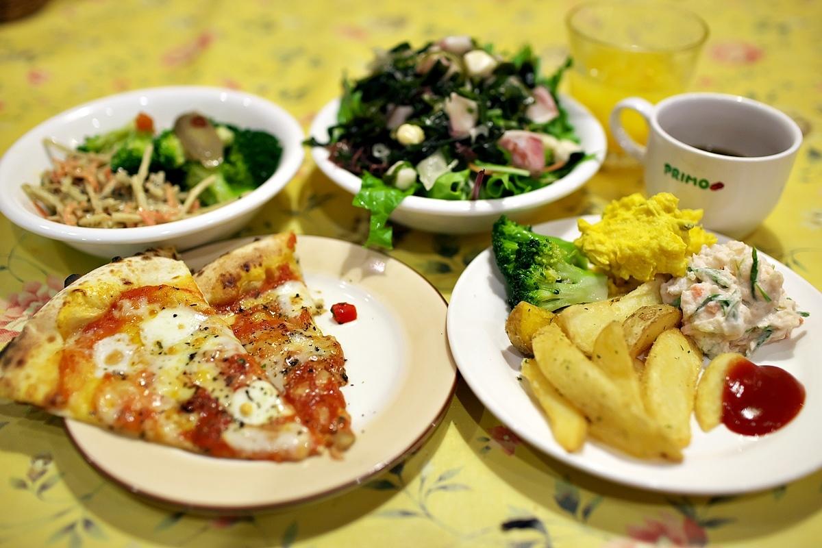 プリーモ太田店「ピザ食べ放題つきディナーセット」_a0243720_04171762.jpg
