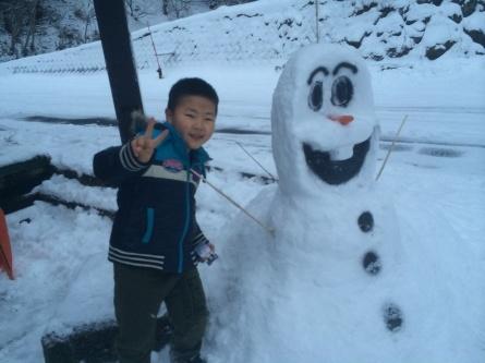 只今の積雪情報!_f0101226_17465049.jpg
