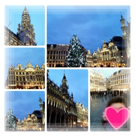 2015年末 ハッピーリタイアメント・フランス旅行♪その11 ベルギーへ④_d0219834_08233885.jpg