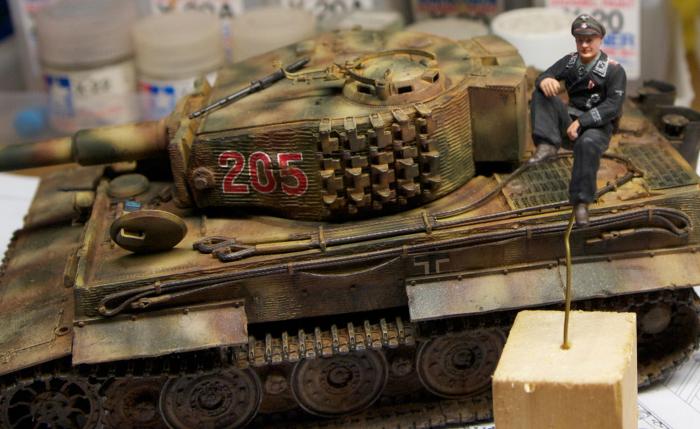 タイガー1型 SS 第101重戦車大隊...