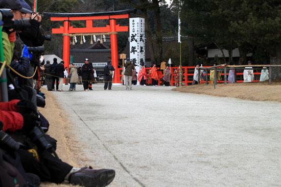 武射神事 上賀茂神社_e0048413_20593734.jpg