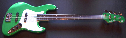 「Hot Rod Organic Green MetaのSTD-J 1本目」が完成!!_e0053731_15331342.jpg