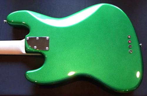 「Hot Rod Organic Green MetaのSTD-J 1本目」が完成!!_e0053731_1533273.jpg