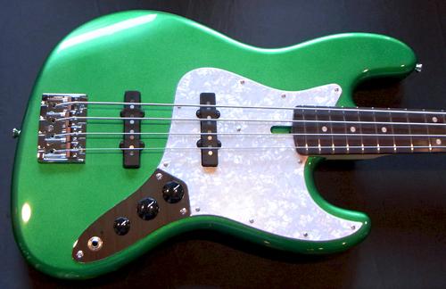 「Hot Rod Organic Green MetaのSTD-J 1本目」が完成!!_e0053731_1533694.jpg