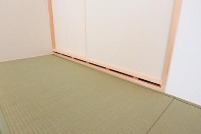 新潟市 床下エアコン用ガラリ_c0091593_1482485.jpg