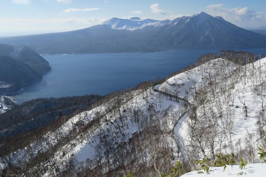 紋別岳、1月16日-速報版-_f0138096_11235237.jpg