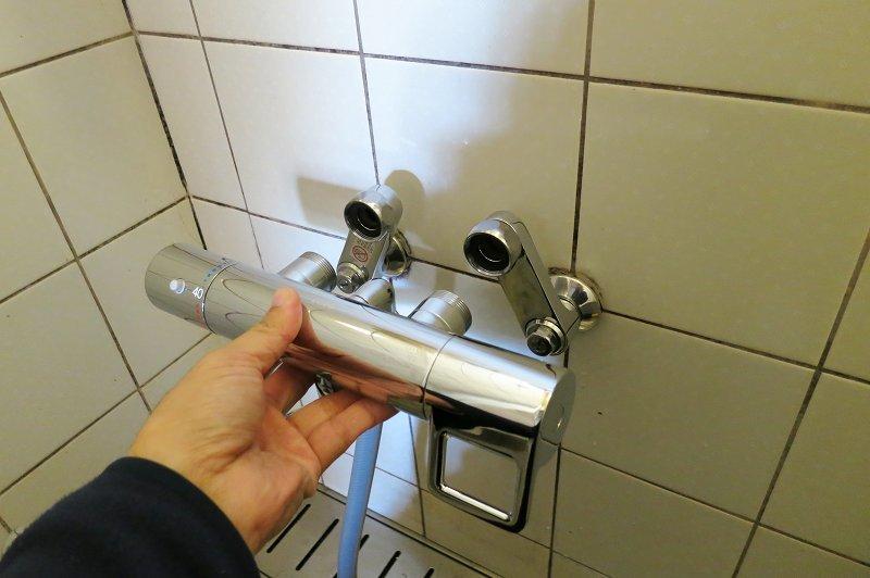 【DIY】お風呂のシャワー水栓を交換。_a0023397_10331217.jpg