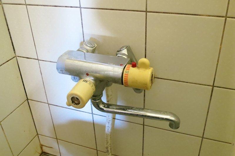 【DIY】お風呂のシャワー水栓を交換。_a0023397_10331227.jpg