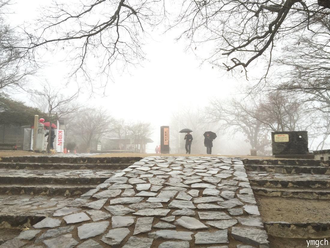 ちょっぴり雪化粧の高尾山 〜 前編 〜_f0157812_14051449.jpg