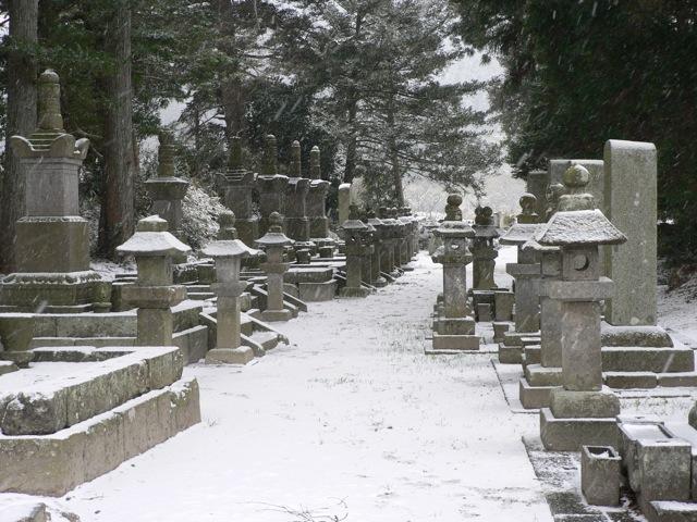 雪のご開帳_f0143119_20523296.jpg