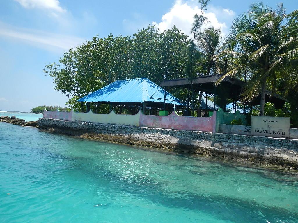 モルディブの首都島マレで泳げる場所とビリンギリ島_a0349326_22305338.jpg
