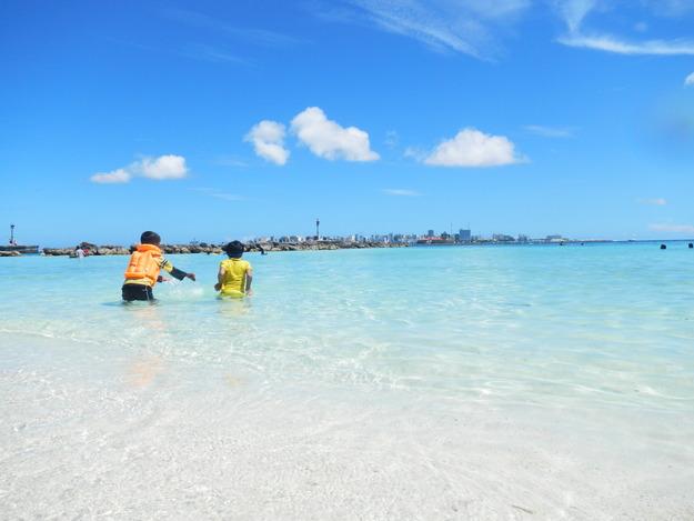 モルディブの首都島マレで泳げる場所とビリンギリ島_a0349326_22311534.jpg