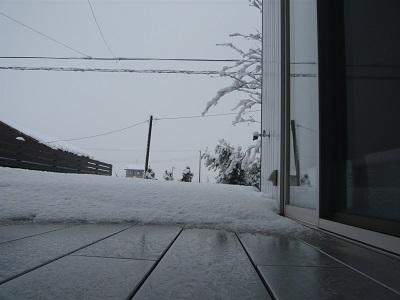 雪と女子会_c0369433_10091808.jpg