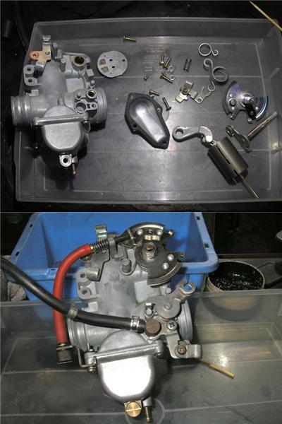 XL250  旧車 整備と他(2)_e0218639_1023567.jpg