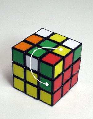 40年ぶりにルービックキューブを完成させた_d0130640_10204665.jpg