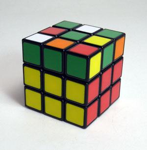 40年ぶりにルービックキューブを完成させた_d0130640_1028628.jpg