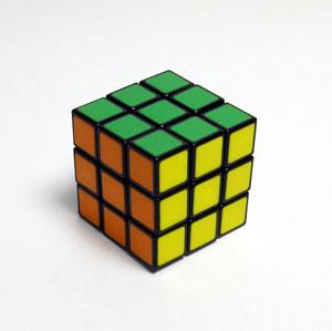 40年ぶりにルービックキューブを完成させた_d0130640_1155249.jpg