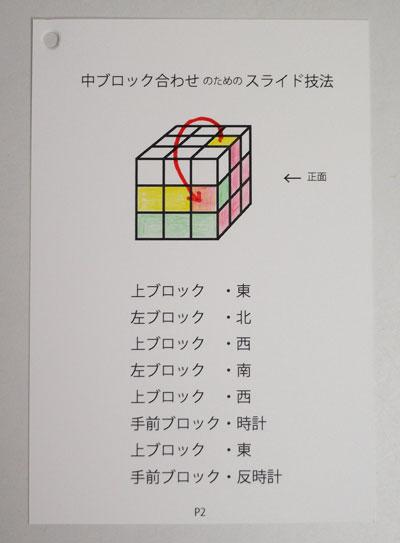 40年ぶりにルービックキューブを完成させた_d0130640_992429.jpg