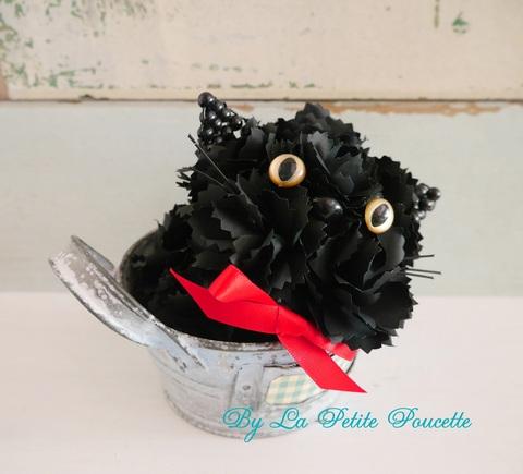 ペルシャの黒仔猫 「セレネー」ちゃん_b0301949_15235130.jpg