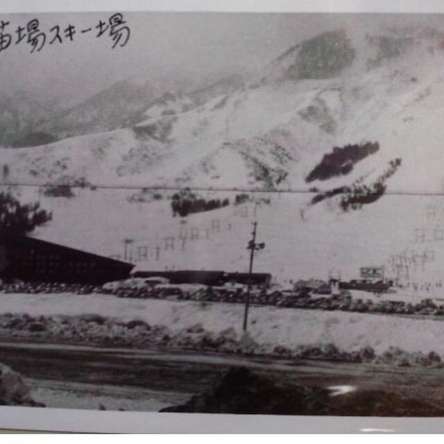 40年前の苗場の写真!_c0151965_11533166.jpg