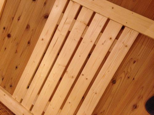 木製ベットを手軽にDIY_b0349892_20014950.jpg