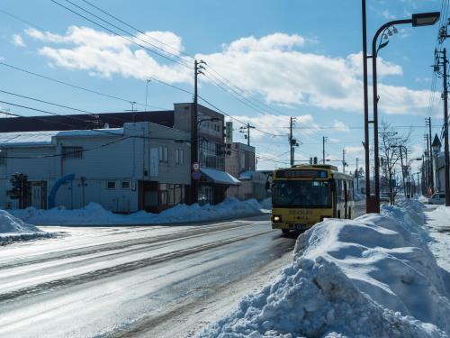 「幸せの黄色いバス」幸福ー愛国経由で帯広市内へ_f0276498_14592216.jpg