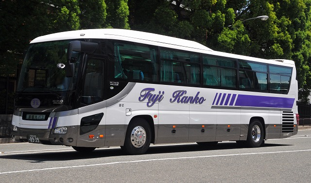 藤観光バス~セレガHD_a0164734_18103418.jpg