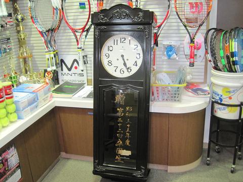 大型ゼンマイ式時計の修理を行いました_a0151444_1752206.jpg