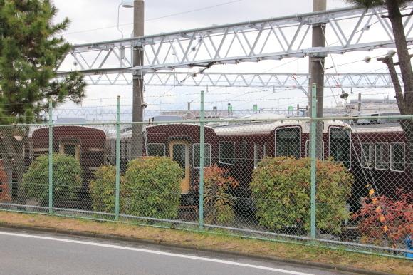 阪急6300系  6350F  正雀みたまま_d0202264_15101182.jpg