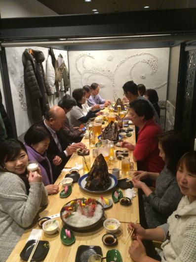 コリークラブ神奈川支部 総会 新年会_f0126965_13405857.jpg