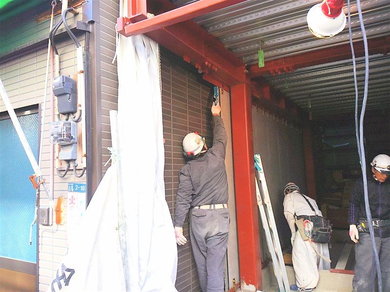 「小島の家」外壁工事_f0230666_19451054.jpg