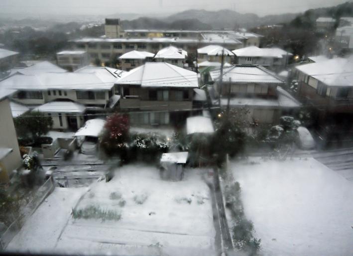 天気予報通り降雪、六国見山は白銀の世界に1・18_c0014967_7485445.jpg