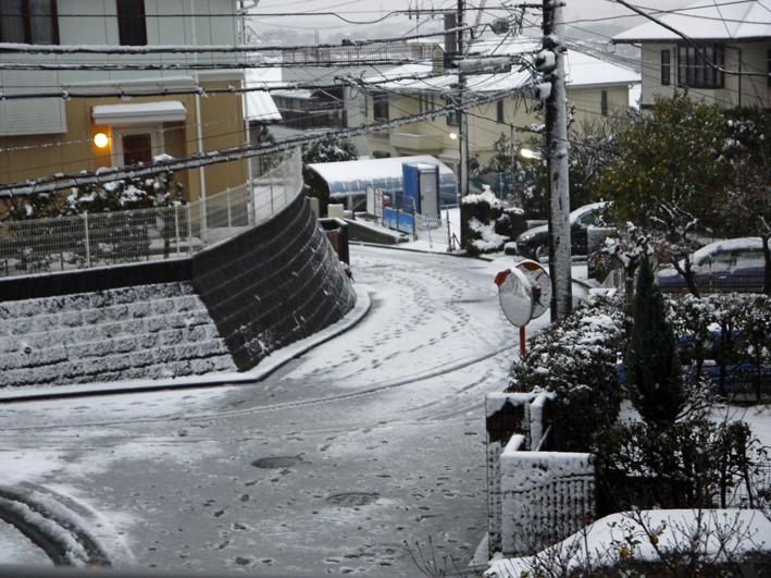 天気予報通り降雪、六国見山は白銀の世界に1・18_c0014967_7504935.jpg