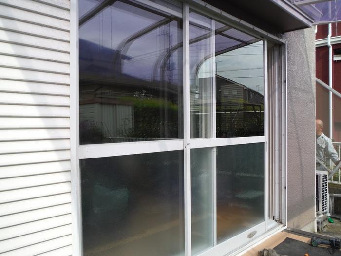 トイレと窓のリフォーム ~ 内窓取付終了_d0165368_1711914.jpg