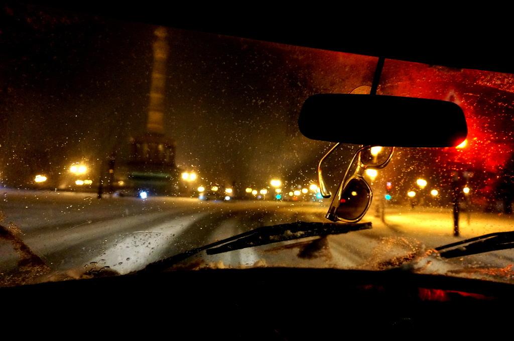 夜中の雪。_c0180686_17200600.jpg