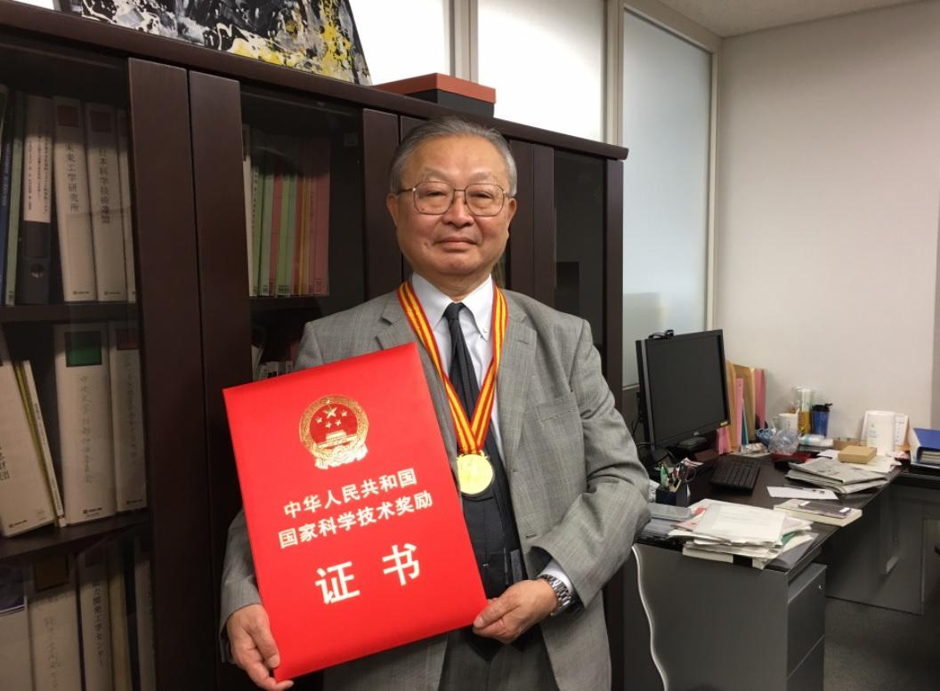 独家報道、中国・国際科学技術協力賞、沖村憲樹氏が受賞。日本人としては今回唯一、行政官としては初めて_d0027795_18562735.jpg