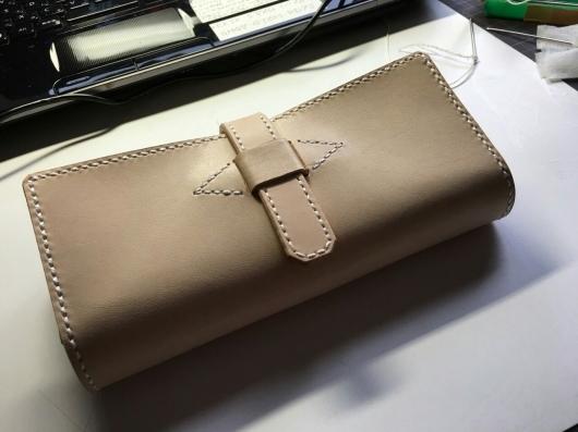 革製品のアレンジデザイン_f0255704_23343893.jpg