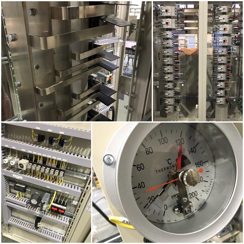 変圧器盤の検査_a0326106_18302562.jpg