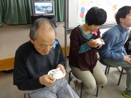 1/17 誕生日喫茶_a0154110_8171541.jpg