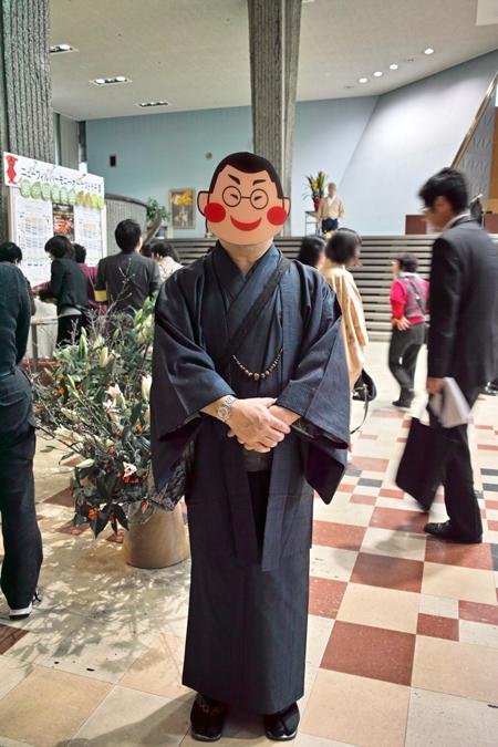ニューイヤーコンサートは亀甲の大島紬で ~男着物・3年目の着物道楽 その12~_c0223825_03240982.jpg