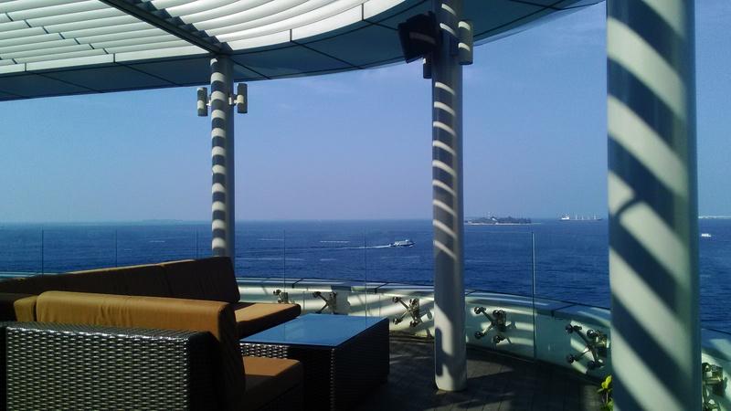 マレ 海が見えるお手頃カフェでまったり Salt Cafe&Restaurant_a0349326_13254094.jpg