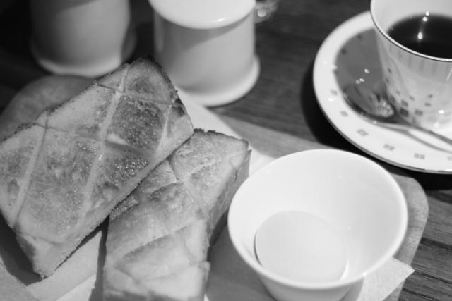 *神田*「Dining Cafe 欅」モーニングセット_f0348831_08364884.jpg