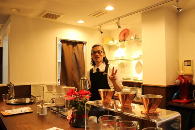 *神田*「Dining Cafe 欅」モーニングセット_f0348831_08365931.jpg
