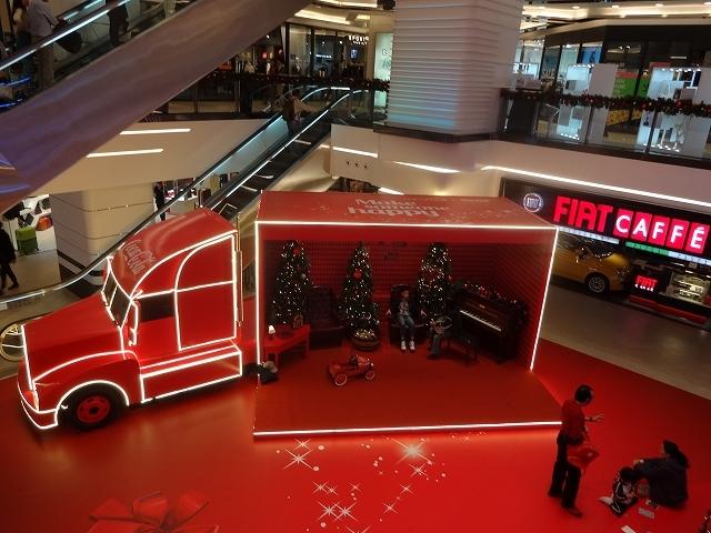 美麗華商場のクリスマスデコレーション _b0248150_03321227.jpg